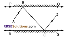 RBSE Solutions for Class 9 Maths Chapter 5 Plane Geometry and Line and Angle Ex 5.2 13