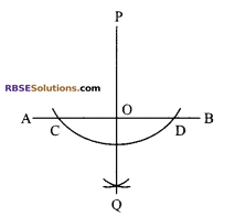 RBSE Solutions for Class 9 Maths Chapter 5 Plane Geometry and Line and Angle Ex 5.3 4