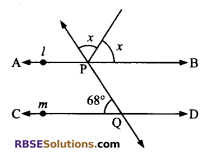 RBSE Solutions for Class 9 Maths Chapter 5 Plane Geometry and Line and Angle Miscellaneous Exercise 11