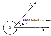 RBSE Solutions for Class 9 Maths Chapter 5 Plane Geometry and Line and Angle Miscellaneous Exercise 4