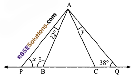 RBSE Solutions for Class 9 Maths Chapter 6 Rectilinear Figures Ex 6.1 2