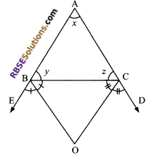 RBSE Solutions for Class 9 Maths Chapter 6 Rectilinear Figures Ex 6.1 3