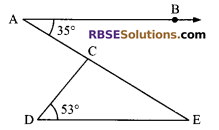 RBSE Solutions for Class 9 Maths Chapter 6 Rectilinear Figures Ex 6.1 6