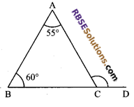 RBSE Solutions for Class 9 Maths Chapter 6 Rectilinear Figures Miscellaneous Exercise 1
