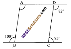 RBSE Solutions for Class 9 Maths Chapter 6 Rectilinear Figures Miscellaneous Exercise 5