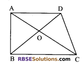 RBSE Solutions for Class 9 Maths Chapter 7 Congruence and Inequalities of Triangles Additional Questions 26