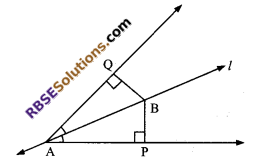 RBSE Solutions for Class 9 Maths Chapter 7 Congruence and Inequalities of Triangles Ex 7.2 11