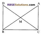 RBSE Solutions for Class 9 Maths Chapter 7 Congruence and Inequalities of Triangles Ex 7.2 13