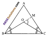 RBSE Solutions for Class 9 Maths Chapter 7 Congruence and Inequalities of Triangles Ex 7.2 8