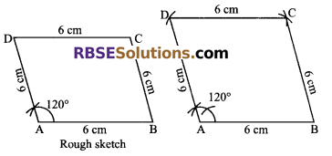 RBSE Solutions for Class 9 Maths Chapter 9 Quadrilaterals Miscellaneous Exercise 20