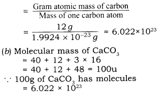 RBSE Solutions for Class 9 Science Chapter 3 Atomic Structure 12