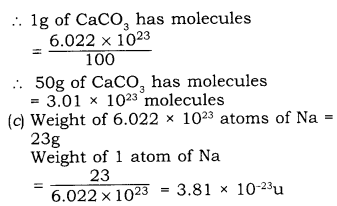 RBSE Solutions for Class 9 Science Chapter 3 Atomic Structure 13