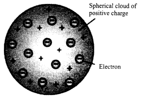 RBSE Solutions for Class 9 Science Chapter 3 Atomic Structure 2