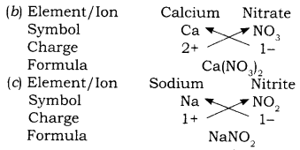 RBSE Solutions for Class 9 Science Chapter 4 Chemical Bond and Chemical Equation 11