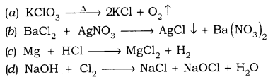 RBSE Solutions for Class 9 Science Chapter 4 Chemical Bond and Chemical Equation 4