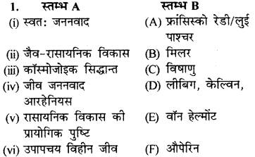 RBSE Solutions for Class 9 Science Chapter 5 जीवन की अवधारणा 2
