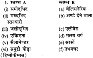 RBSE Solutions for Class 9 Science Chapter 7 जैव विविधता 2