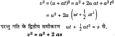 RBSE Solutions for Class 9 Science Chapter 9 बल और गति 32