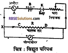 RBSE Solutions for Class 10 Science Chapter 10 विद्युत धारा image - 28